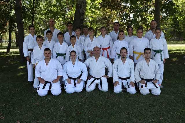 Leo Karate-do SE edzőtábor 2020