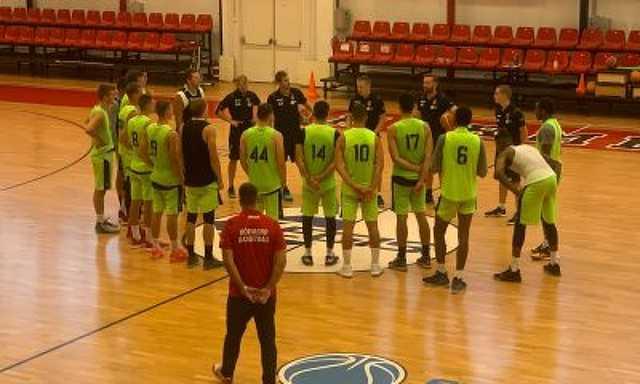 Körmendi U20-as kosárlabda csapat