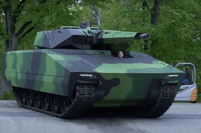Lynx KF41 harcjármű