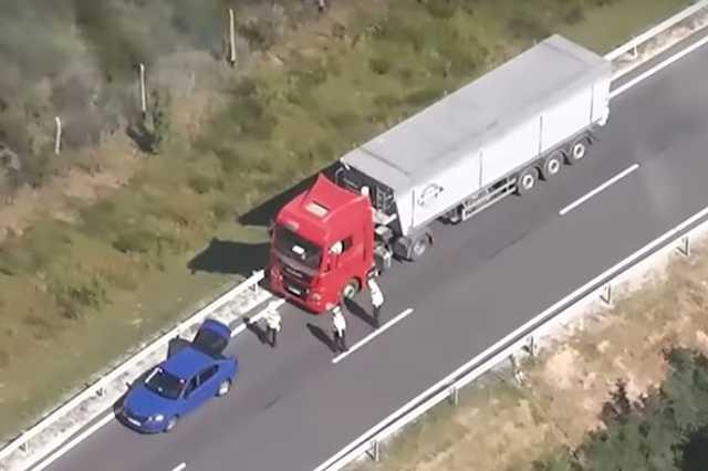 Helikoter kamionvadászat