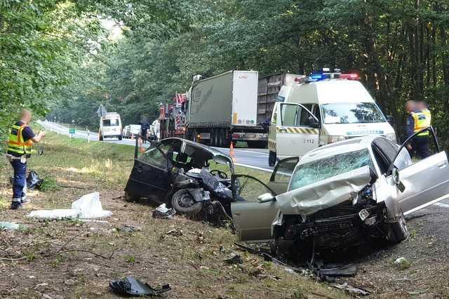 Halálos baleset Egervárnál