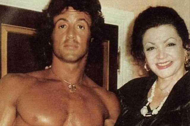 Sylvester és Jackie Stallone