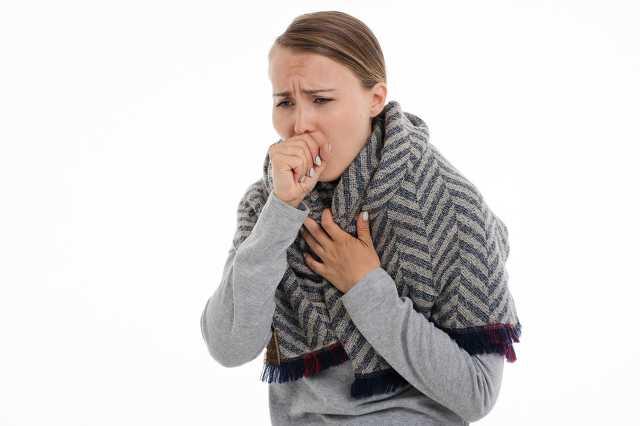 Beteg, betegség, köhögés