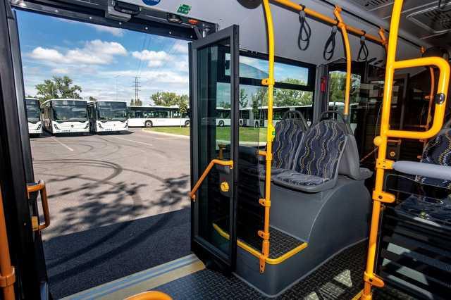 Új buszok Szombathelyen