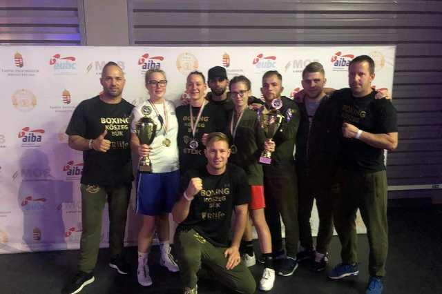 Szép Fitt-boxos eredmények a Papp László Felnőtt Magyar Bajnokságon