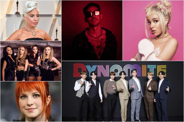 MTV EMA 2020 nyertesek