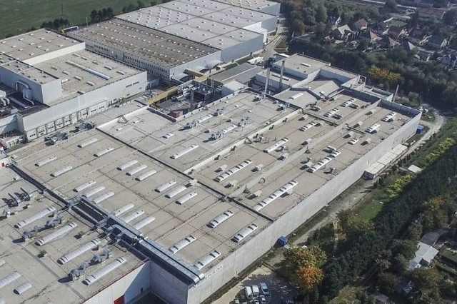 Büki Neslé gyár