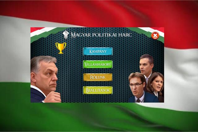 Magyar politikai harc