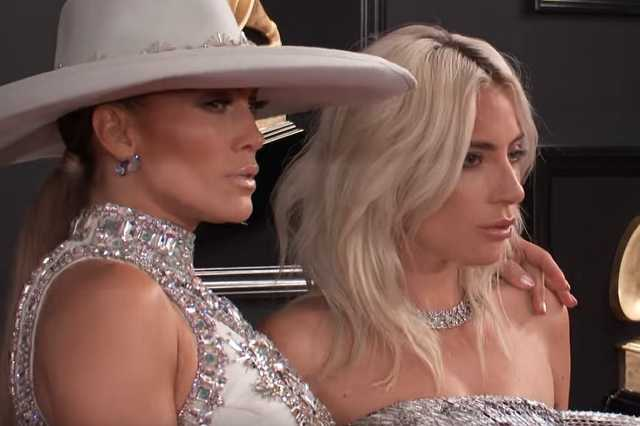 Jennífer Lopez és Lady Gaga