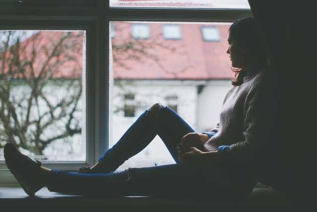 Depresszió, magány, egyedüllét