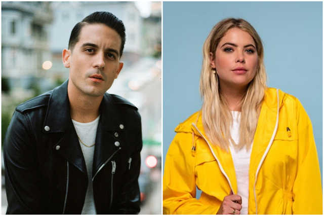 G-Eazy és Ashley Benson