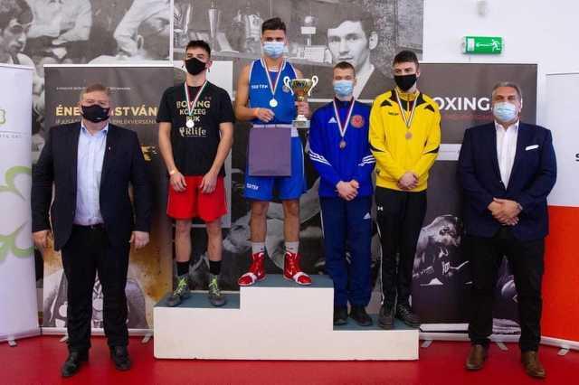 Fitt-Box Ökölvívó Egyesület (Énekes István Ifjúsági Emlékverseny 2021 - Budapest)