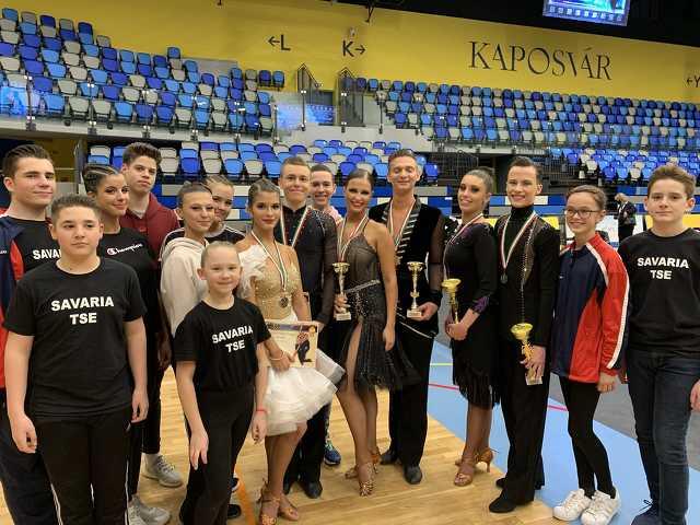 Savaria TSE - Nyugat-Magyarországi Területi Bajnokság (Kaposvár, 2021)