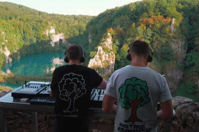 Disclosure a Plitvicei-tavaknál