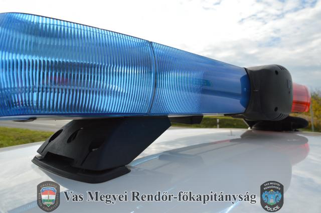 Vas Megyei Rendőr-főkapitányság