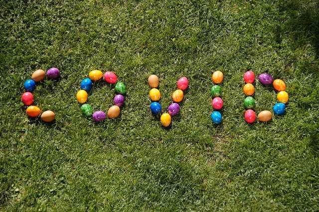 Covid húsvét