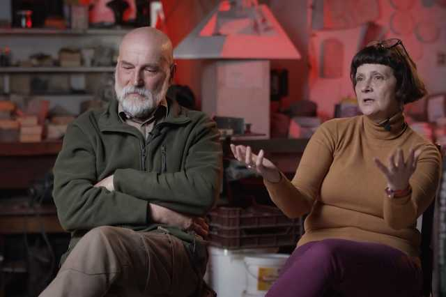 Veres Gábor és Veres Éva