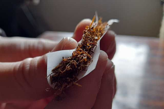Cigarettasodrás