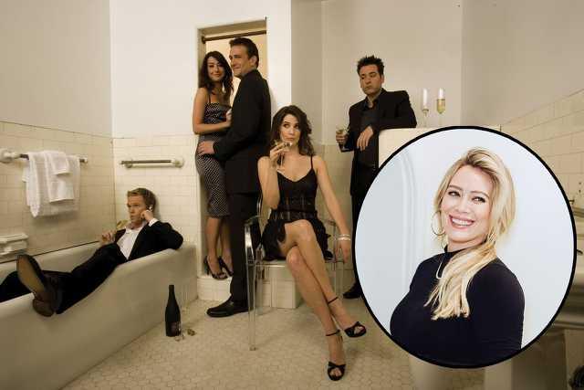 Így jártam anyátokkal spinoff Hilary Duff-fal
