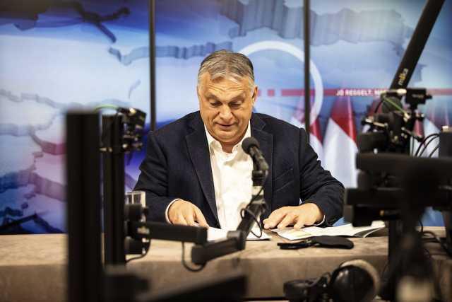 Orbán Viktor, rádió