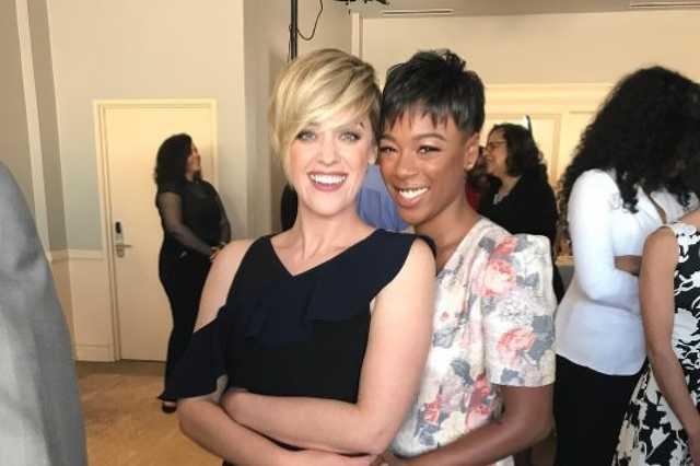 Samira Wiley és Lauren Morelli