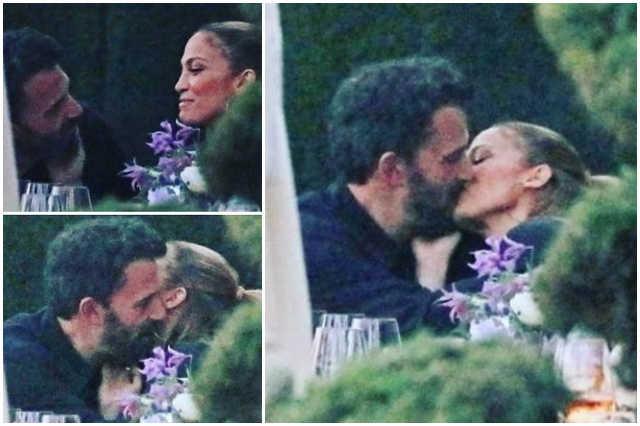 Jennifer Lopez és Ben Affleck