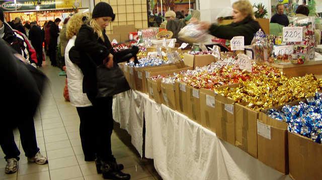 karácsonyi piac