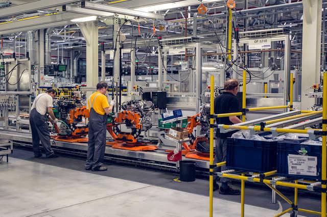 Gyárlátogatás a szentgotthárdi Opel-gyárban