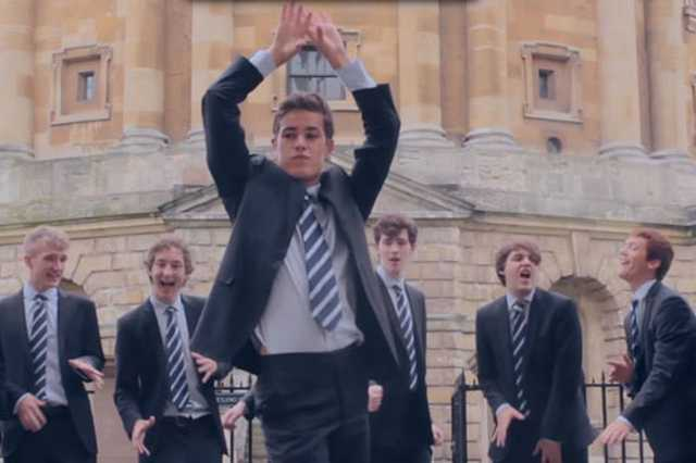 Oxfordi fiúkórus