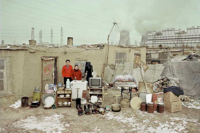 A vidéki Kína vagyona