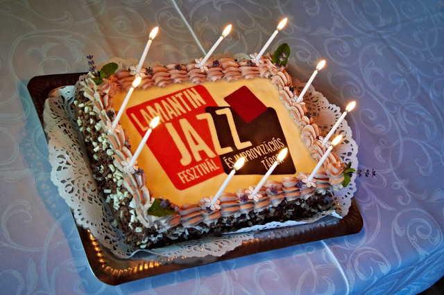 Lamantin Jazz Fesztivál sajtótájékoztató