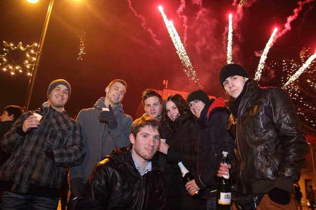 Tűzijáték 2012 szilveszter