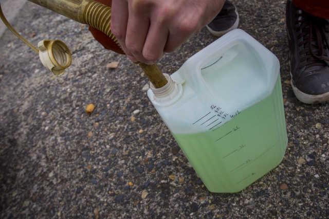 Benzin 5 liter teszt