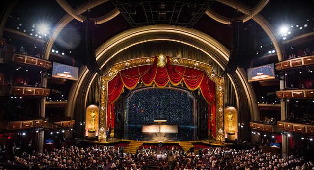 Az Oscar-átadás helyszíne