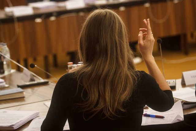 Oktatási és Szociális Bizottság februári ülése