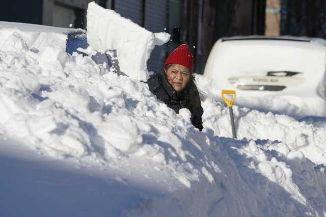 Jonas, a hóvihar