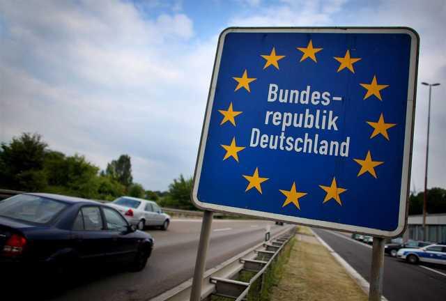 Osztrák német határ