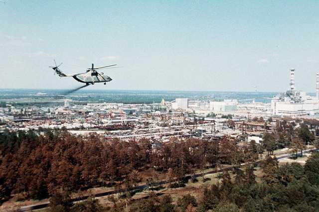 Csernobil 1986