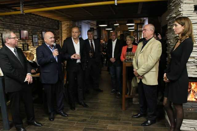 A Garda Hotel megnyitója