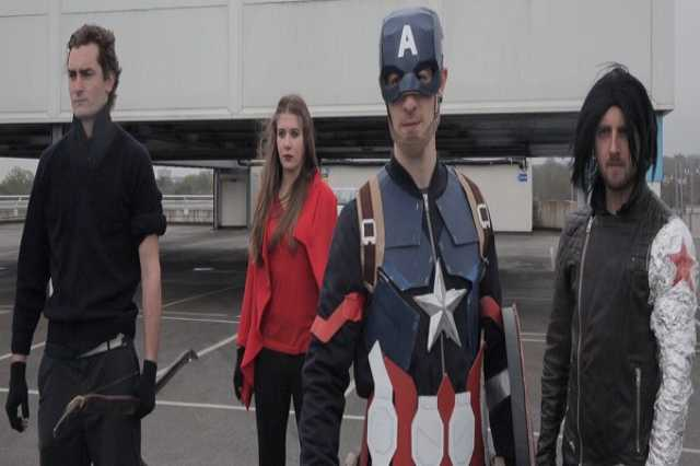 Low Budget Amerika Kapitány