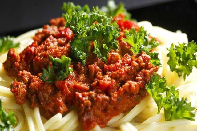 Kedvencünk a spagetti