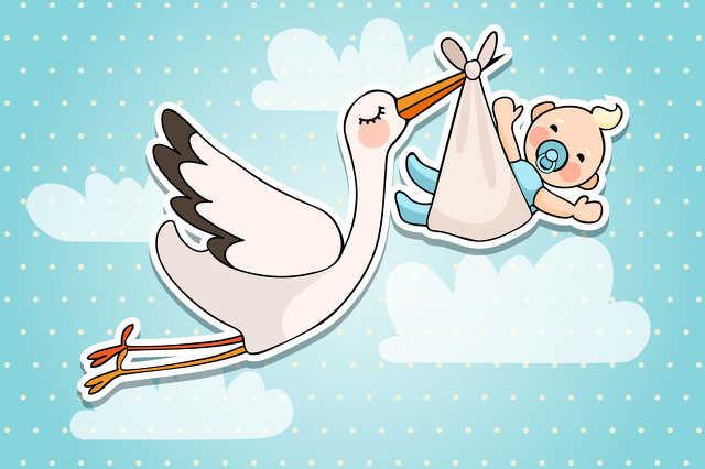 szülés, baba, csecsemő