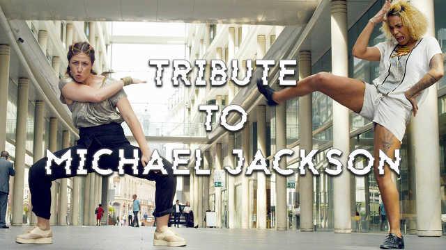 michael jackson reverse