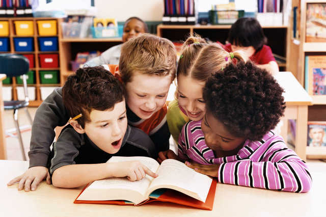 gyerekek és tanulás