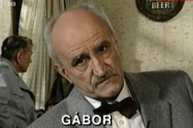 Gábor Gábor