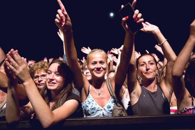 Kis Grófo koncertje a Joskar Ola Napokon