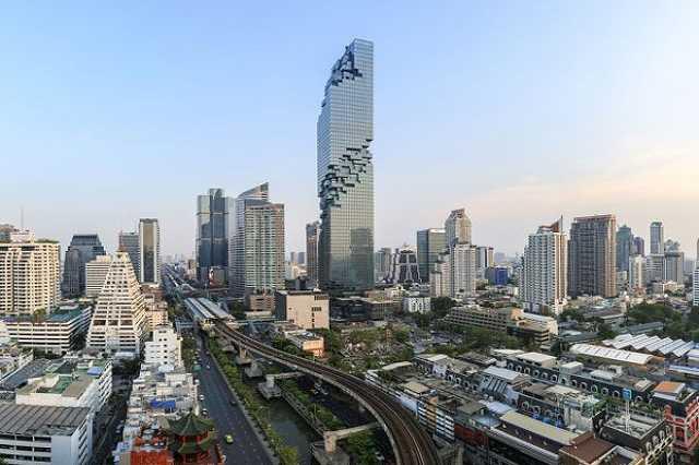 Bangkoki felhőkarcoló