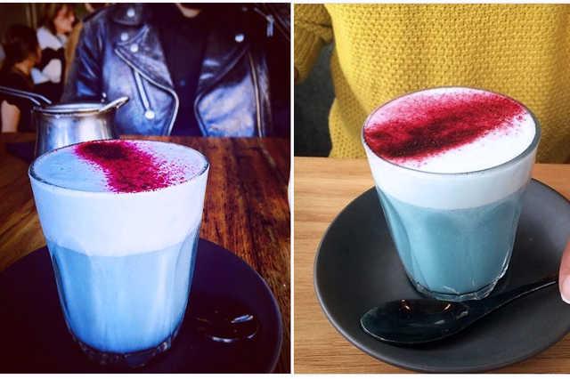 Kék kávé