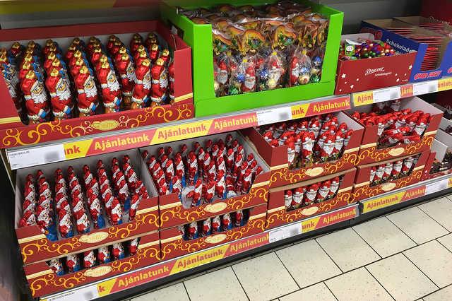 Szeptemberben karácsonyra készülnek az üzletek