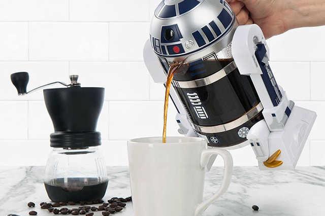 R2-D2 kávéfőző